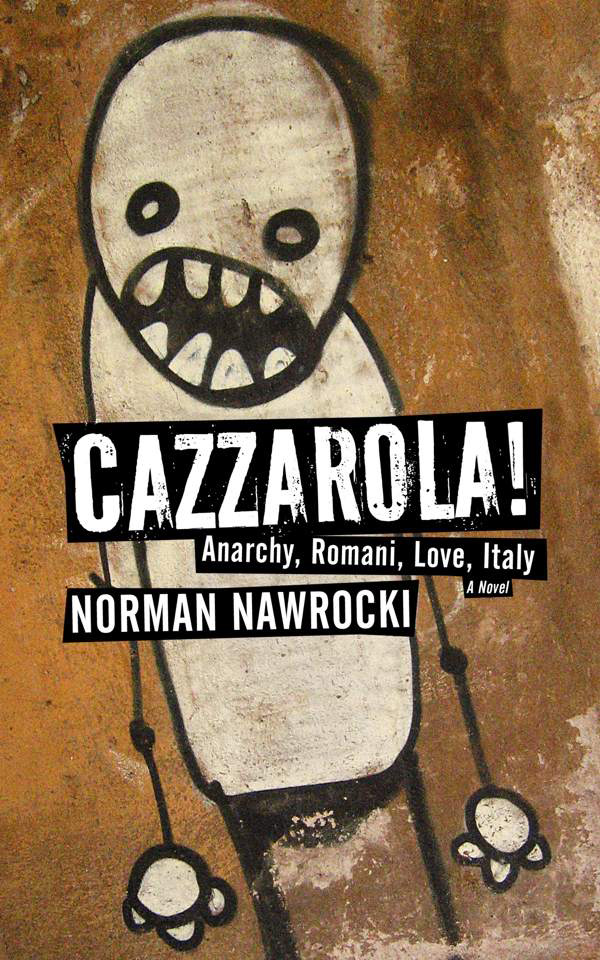 CAZZAROLA! book cover